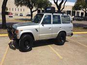 Toyota Land Cruiser 1987 - Toyota Land Cruiser