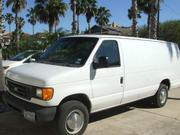 2005 Ford Eseries Van
